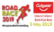 Boksburg Athletics Club and Colgate: Road Race 2019