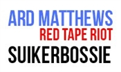Ard Matthews live at Suikerbossie with Red Tape Riot