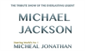 MICHAEL JONATHAN AS MICHAEL JACKSON