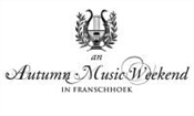 An Autumn Music Weekend in Franschhoek