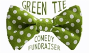 Green Tie Comedy Fundraiser & Auction
