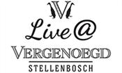 Live @ Vergenoegd