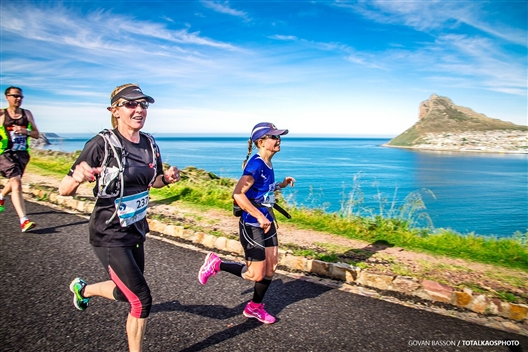 Chapman's Peak Half Marathon and 10km