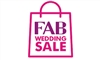 FAB WEDDING SALE 2019