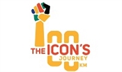 THE ICON'S JOURNEY 100KM MARATHON: Run and ride in...