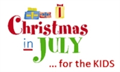 Christmas in July… For The Kids