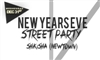 3rd Annual NYE Street Party