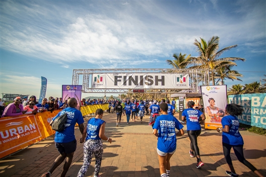 Ntenga Foundation Virtual Race