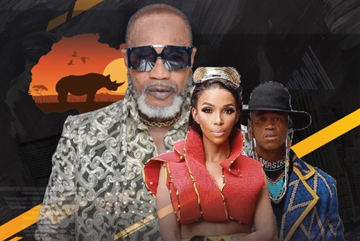 Unity Concert - Koffi Olomide Live in SA