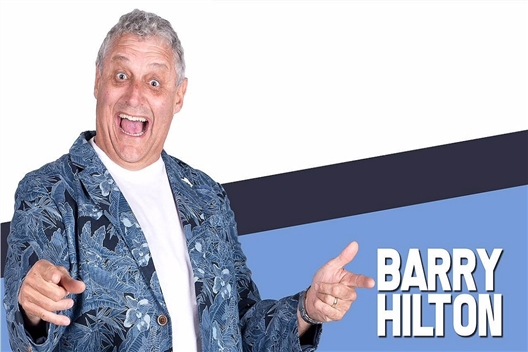 Barry Hilton Live in Somerset West