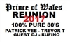Prince Of Wales Reunion