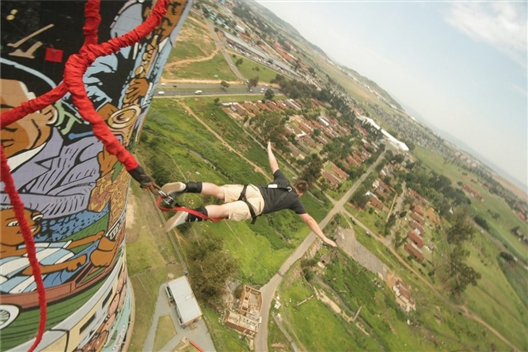 BE BRAVE Experience - Soweto Towers