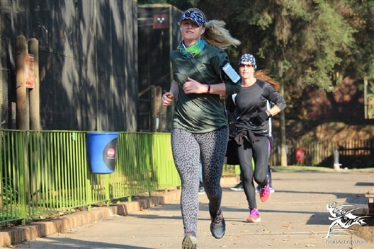 AdventureRun Zoo Walkies - 8 March
