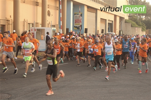 Ushaka Family Half Marathon Virtual Race 2021
