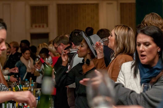 The Annual Eastern Cape Wine Show