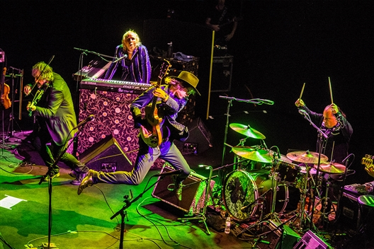 The Waterboys - Live in Cape Town: Postponed to 26 November 2021
