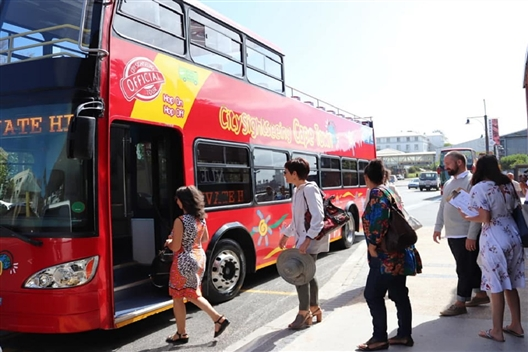 City Sightseeing (JHB) Hop On Hop Off tours