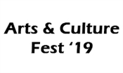 ARTS AND CULTURE FEST '19