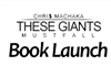 THESE GIANTS MUST FALL BOOK LAUNCH