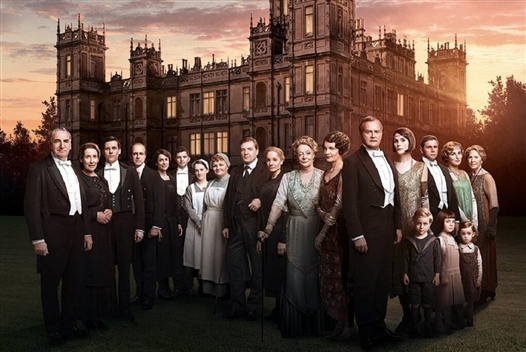 DOWNTON ABBEY (13P)