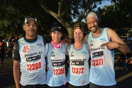 Phoenix Athletics Club 10km and 5km Challenge