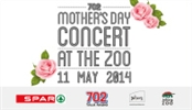 702 Mother's Day Concert at the Zoo with Spar