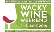Wacky Wine Weekend