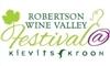 Robertson Wine Valley Festival @ Kievits Kroon