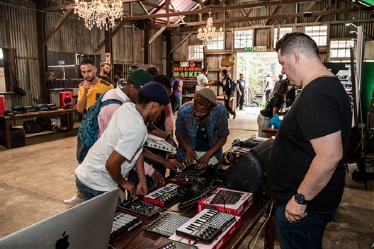 Beat Makers Market – Where Music and Technology Meet
