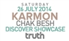 TRUTH Presents KARMON (Ger),Chak Besh (Ger) & Disc...
