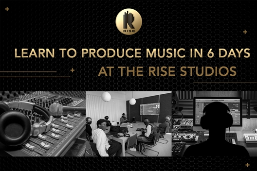 Learn Music Production in 6 days - RISE ACADEMY