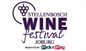 Stellenbosch Wine Festival JOBURG presented by Pick n Pay